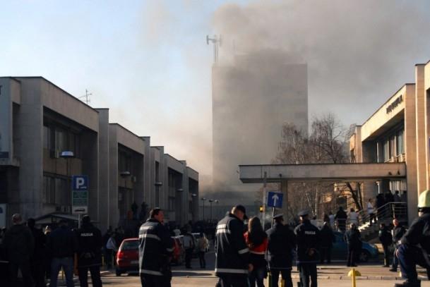 Bosna Hersek'te protestolar sürüyor 40