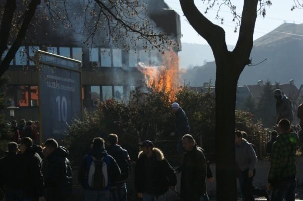Bosna Hersek'te protestolar sürüyor 41