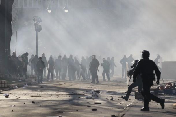 Bosna Hersek'te protestolar sürüyor 44