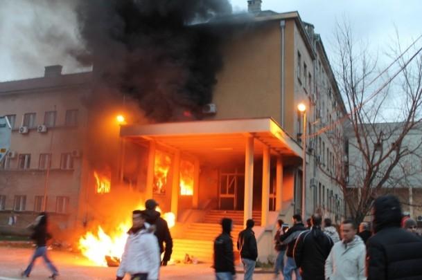 Bosna Hersek'te protestolar sürüyor 7