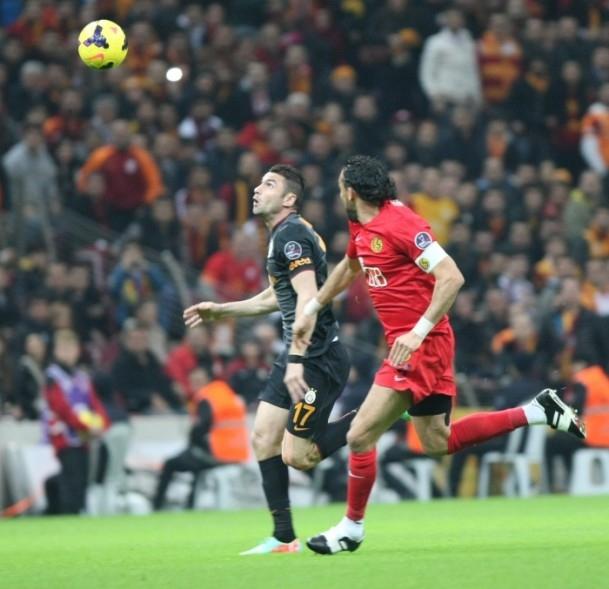 Arena'da Galatasaray kazandı 1