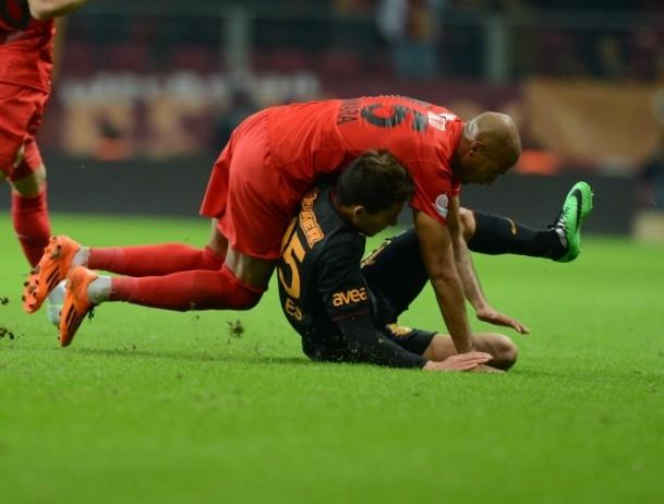 Arena'da Galatasaray kazandı 11