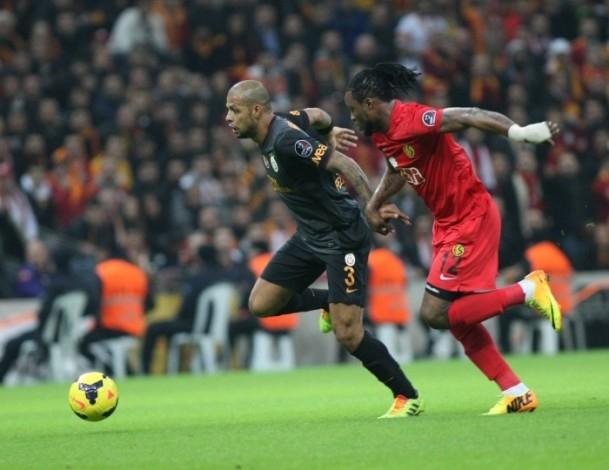 Arena'da Galatasaray kazandı 12