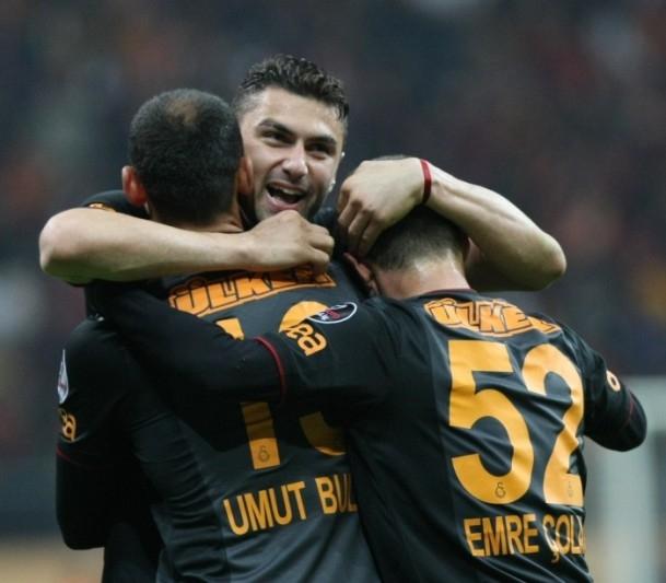 Arena'da Galatasaray kazandı 14