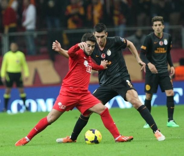 Arena'da Galatasaray kazandı 16