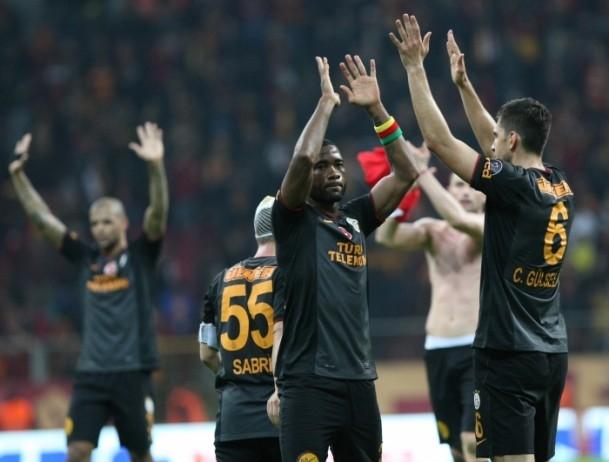 Arena'da Galatasaray kazandı 17