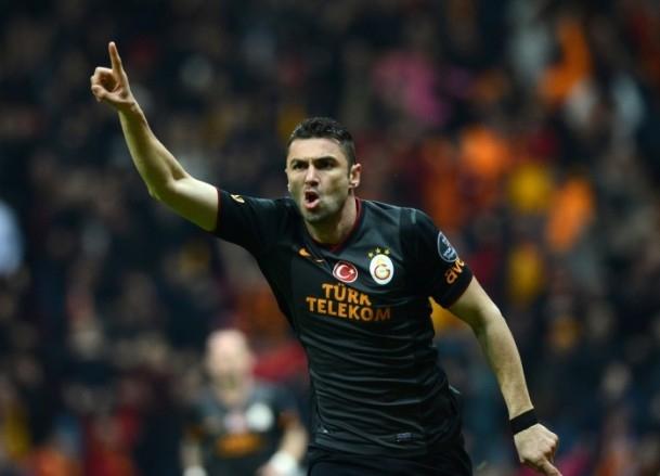 Arena'da Galatasaray kazandı 18