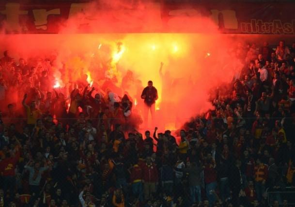 Arena'da Galatasaray kazandı 19