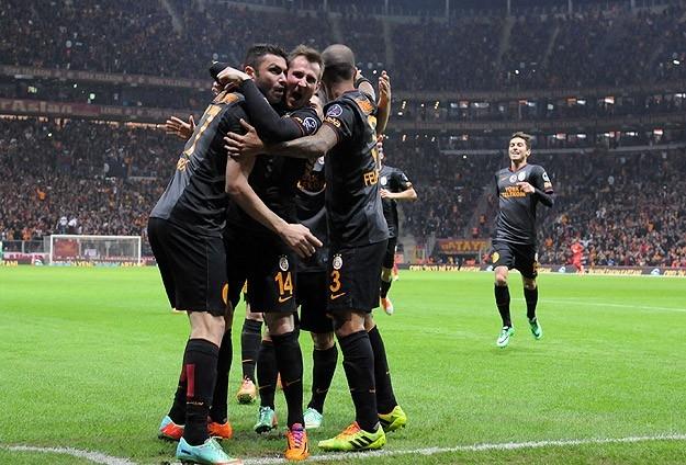 Arena'da Galatasaray kazandı 20