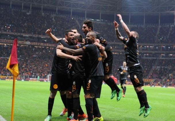 Arena'da Galatasaray kazandı 5