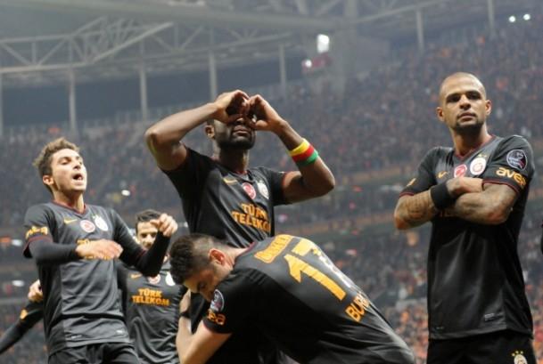 Arena'da Galatasaray kazandı 7