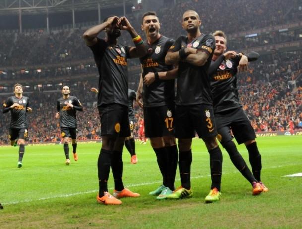 Arena'da Galatasaray kazandı 8