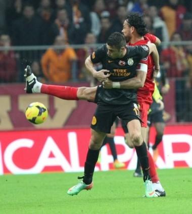 Arena'da Galatasaray kazandı 9