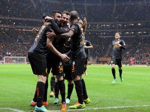 Arena'da Galatasaray kazandı