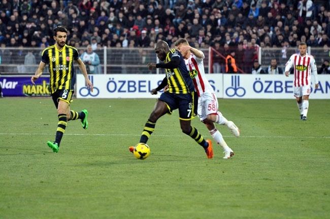 Sivasspor 2-Fenerbahçe 0 10