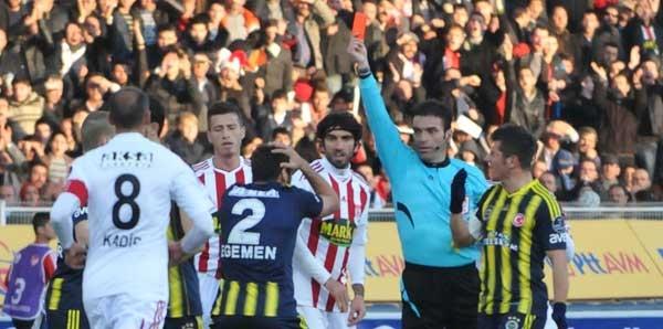 Sivasspor 2-Fenerbahçe 0 13