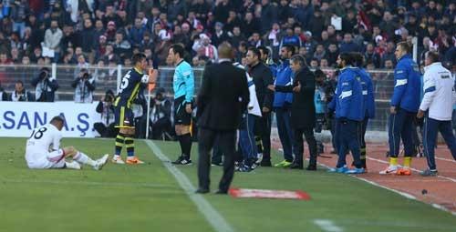 Sivasspor 2-Fenerbahçe 0 15