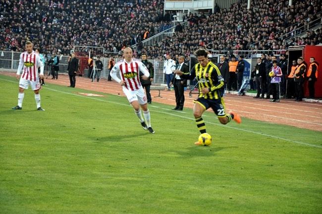 Sivasspor 2-Fenerbahçe 0 2