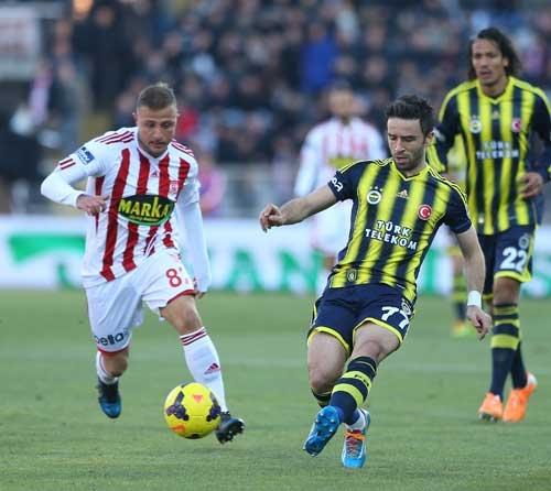 Sivasspor 2-Fenerbahçe 0 23