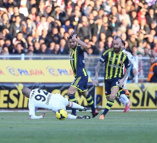 Sivasspor 2-Fenerbahçe 0 24