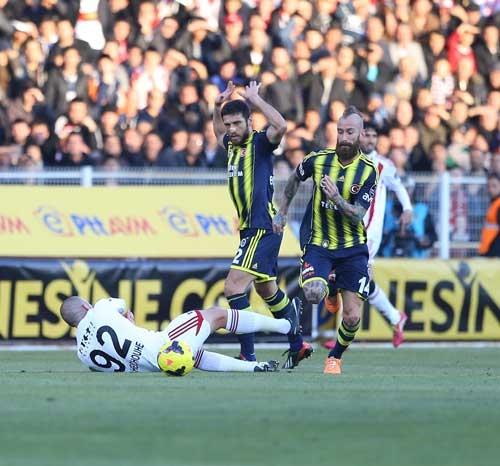 Sivasspor 2-Fenerbahçe 0 25