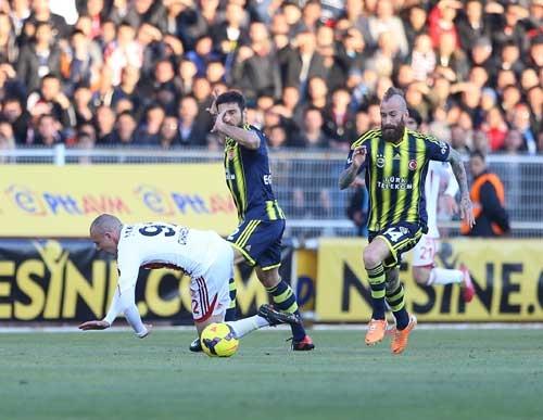 Sivasspor 2-Fenerbahçe 0 28