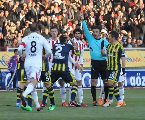 Sivasspor 2-Fenerbahçe 0 29