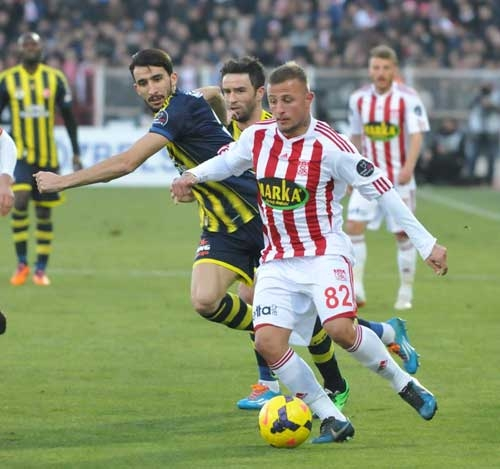 Sivasspor 2-Fenerbahçe 0 30