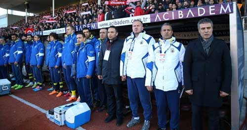 Sivasspor 2-Fenerbahçe 0 33