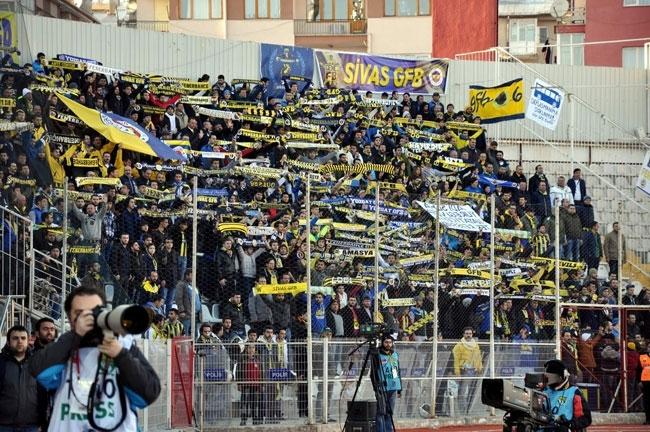 Sivasspor 2-Fenerbahçe 0 4