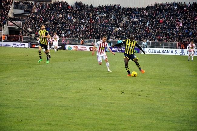 Sivasspor 2-Fenerbahçe 0 5