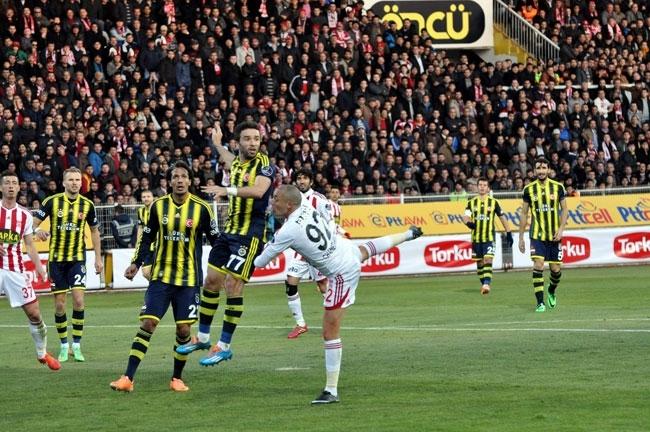Sivasspor 2-Fenerbahçe 0 6