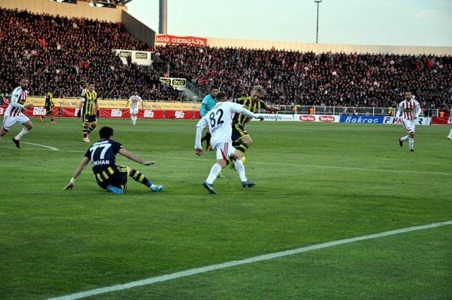 Sivasspor 2-Fenerbahçe 0 7