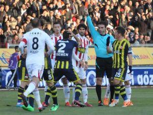 Sivasspor 2-Fenerbahçe 0