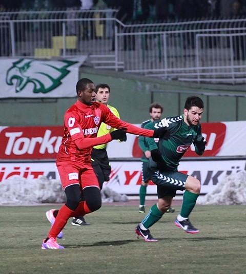 Torku Konyaspor: 2 - Karabükspor: 3 13