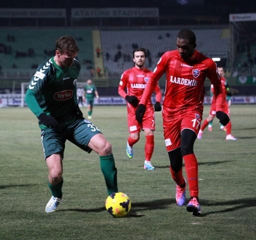 Torku Konyaspor: 2 - Karabükspor: 3 16