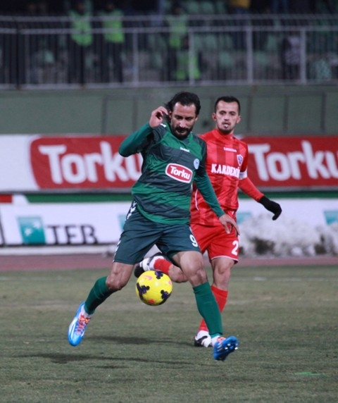 Torku Konyaspor: 2 - Karabükspor: 3 18