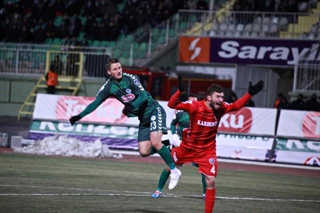 Torku Konyaspor: 2 - Karabükspor: 3 6