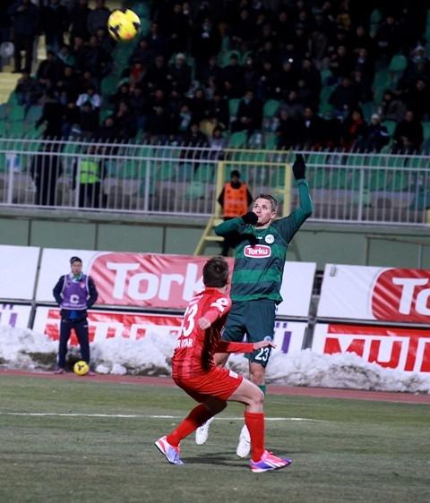 Torku Konyaspor: 2 - Karabükspor: 3 7