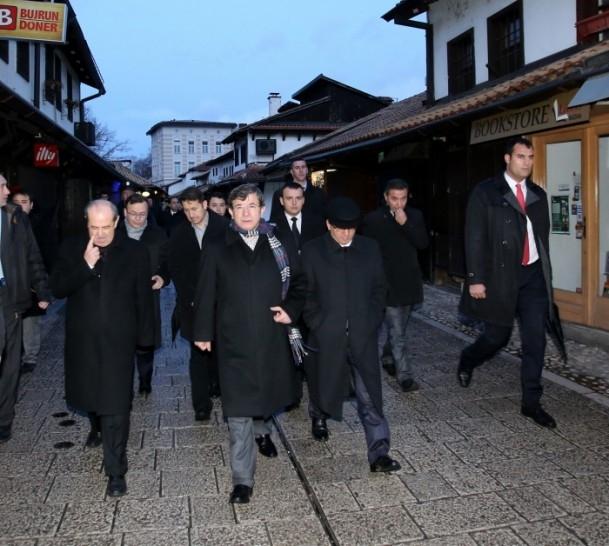Bosnalı kardeşlerimizin yanındayız 10
