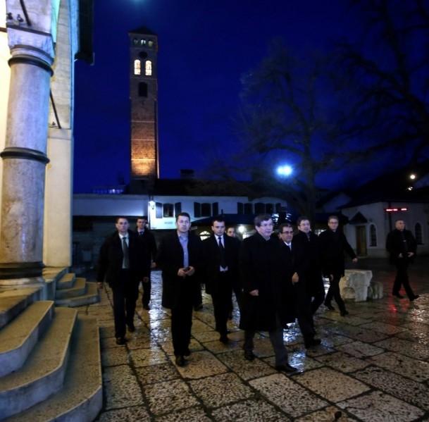 Bosnalı kardeşlerimizin yanındayız 6