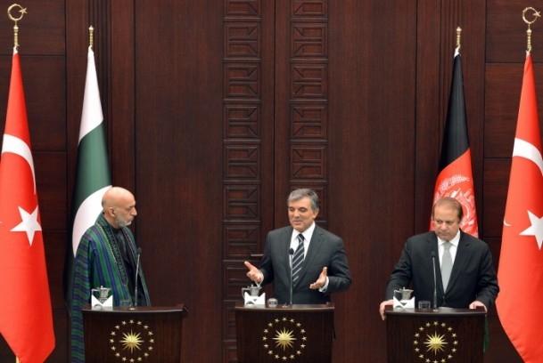 Türkiye-Afganistan-Pakistan Üçlü Zirvesi 11