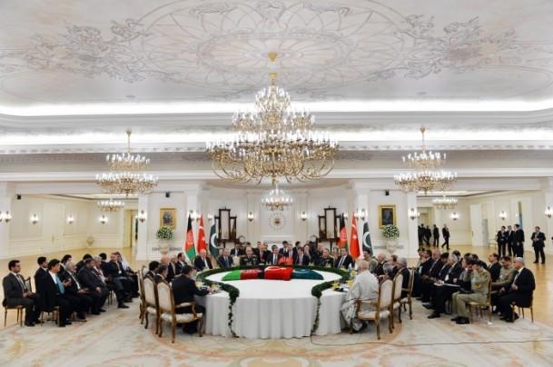 Türkiye-Afganistan-Pakistan Üçlü Zirvesi 13