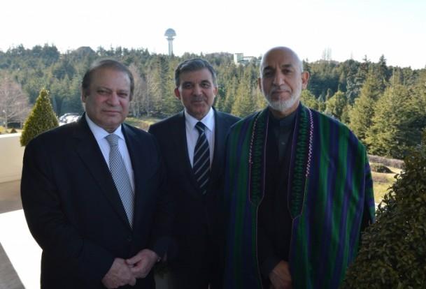 Türkiye-Afganistan-Pakistan Üçlü Zirvesi 3