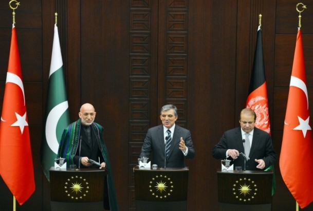 Türkiye-Afganistan-Pakistan Üçlü Zirvesi 5