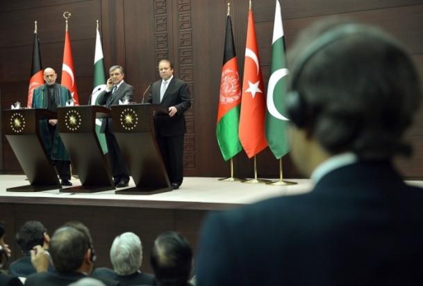 Türkiye-Afganistan-Pakistan Üçlü Zirvesi 6