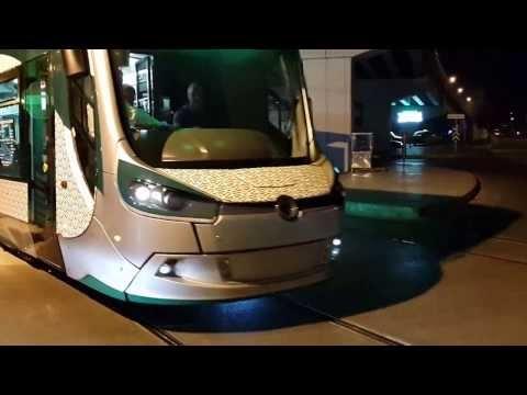 Konya'ya gelen yeni tramvay yolcu taşımaya başladı 1