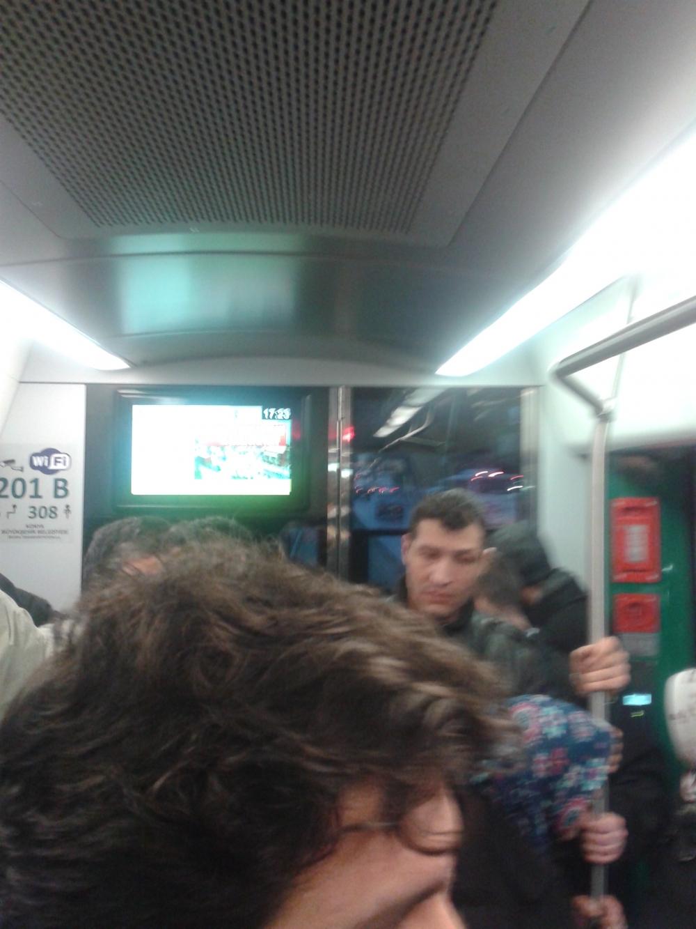 Konya'ya gelen yeni tramvay yolcu taşımaya başladı 13