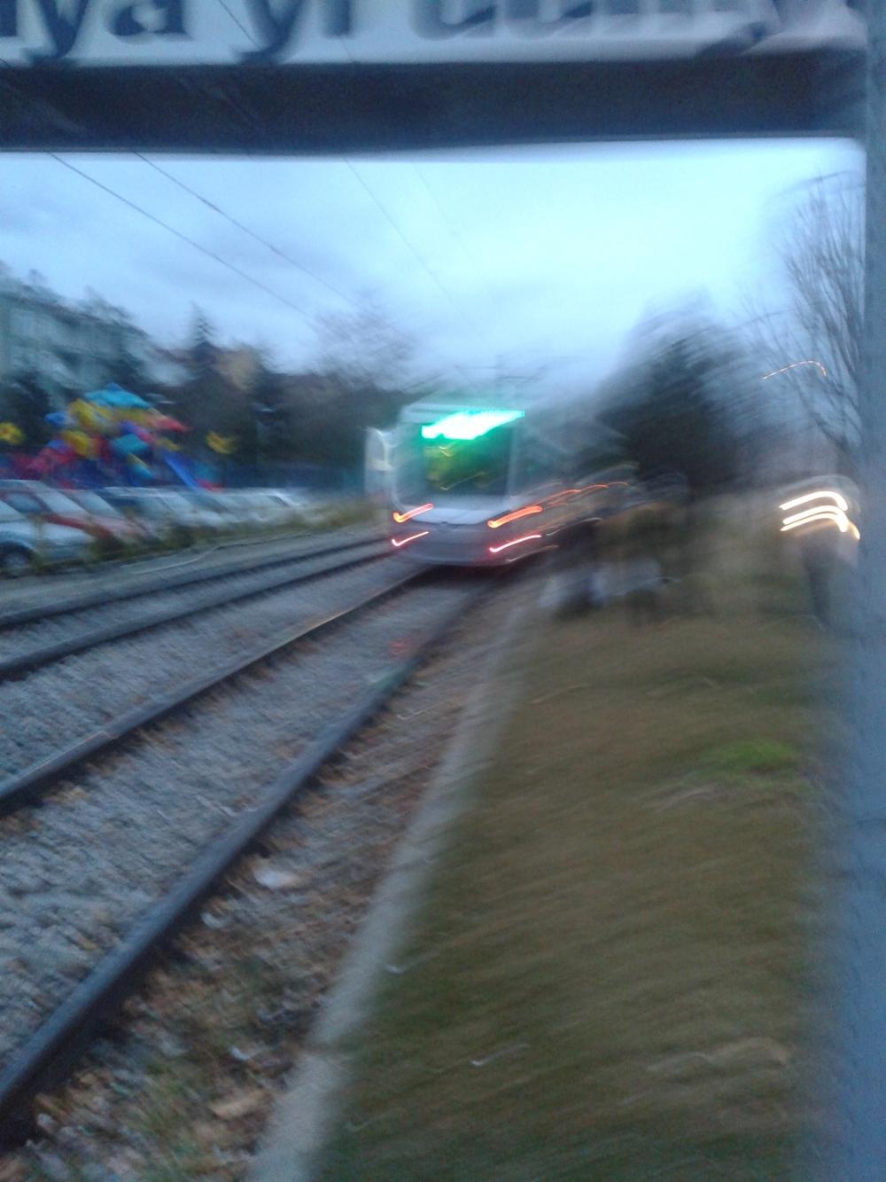 Konya'ya gelen yeni tramvay yolcu taşımaya başladı 14