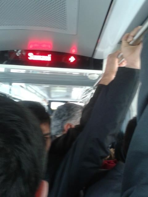 Konya'ya gelen yeni tramvay yolcu taşımaya başladı 24